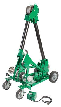 Greenlee CABLE PULLERS - Faster, Safer, Easier®