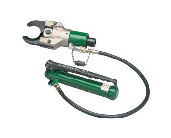 Greenlee CABLE CUTTERS - Faster, Safer, Easier®