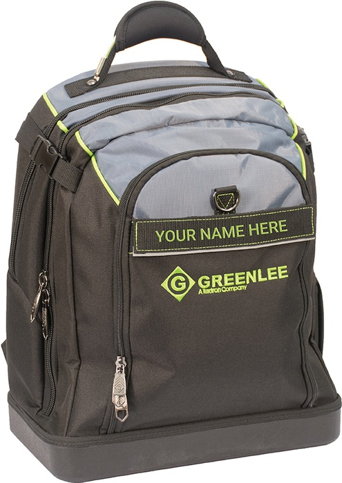 PROFESSIONAL TOOL & TECH BACKPACK