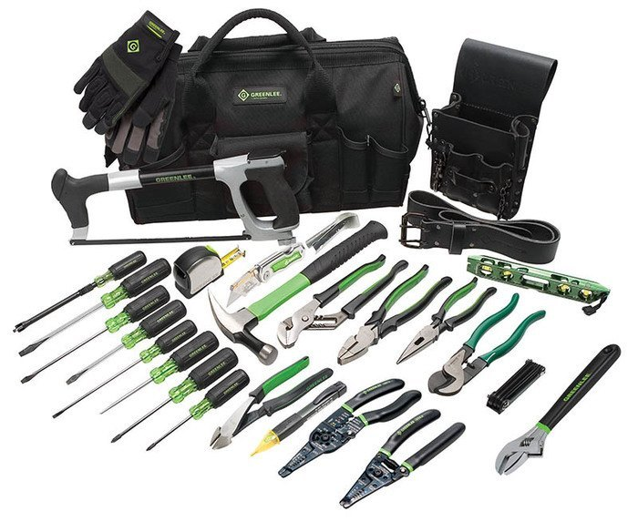 ELECTRICIANS KIT 28 PC