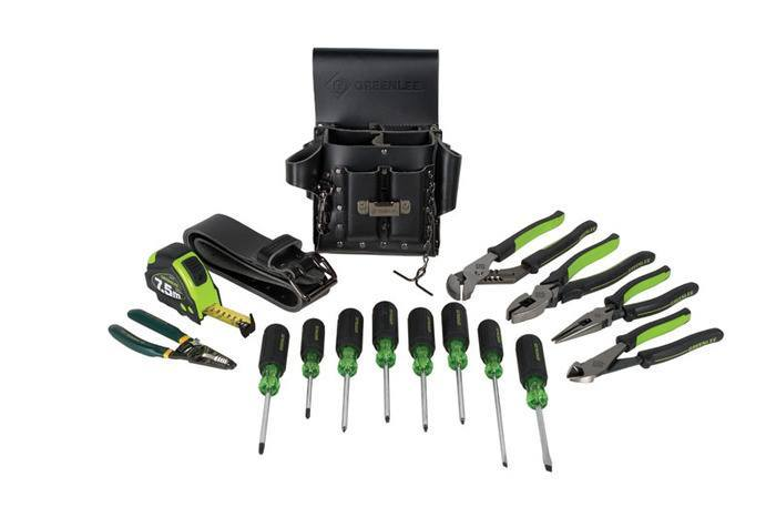 ELECTRICIANS KIT 16PC-METRIC