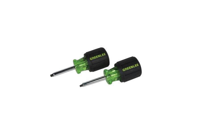 DRIVER SET,SQUARE TIP, 2 PC