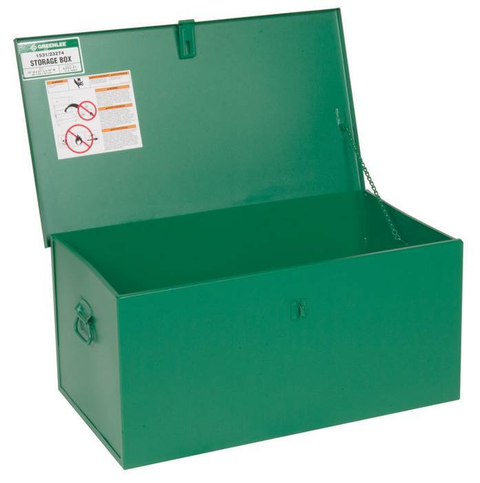 greenlee chest boxes - professional. nothing less.™