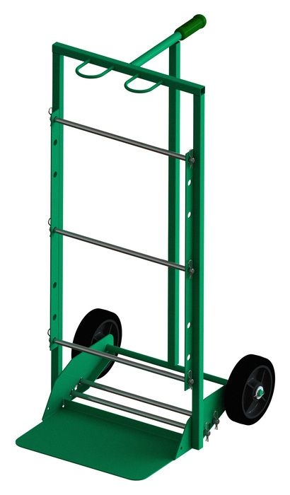 Greenlee Greenlee Wire Carts - Faster, Safer, Easier®