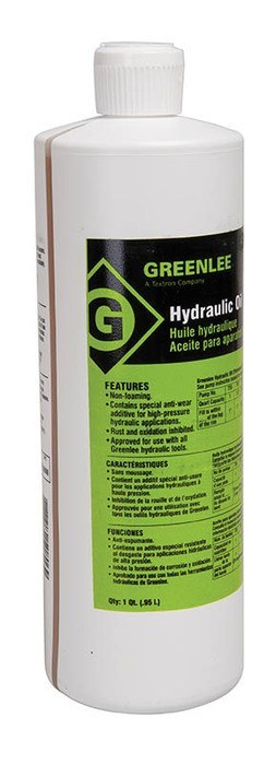 OIL-HYDRAULIC 1QT (IN QT. CONTAINER)