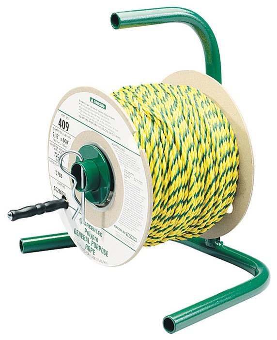 POLY PRO ROPE 3/16X600FEET