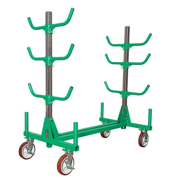 BENT CONDUIT CART