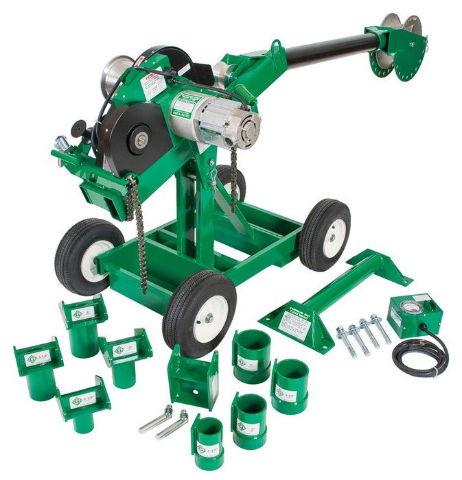 PULLER PACKAGE,CABLE (6004) - Greenlee -Faster, Safer, Easier ...
