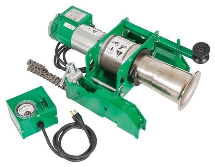 Greenlee Ultra Tugger 8 - Faster, Safer, Easier®