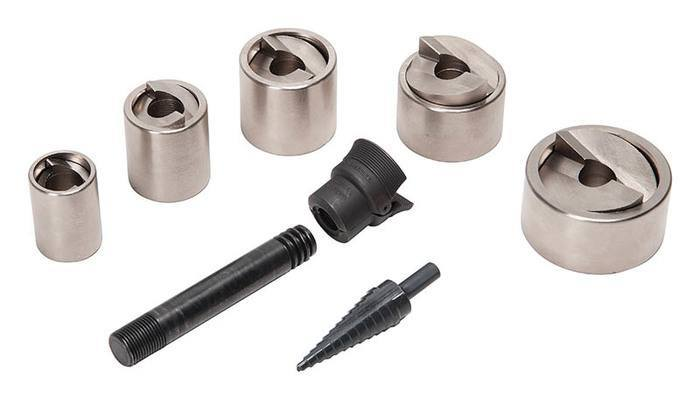 """3/4"""" SPEED PUNCH KIT - WITHOUT DRIVER"""