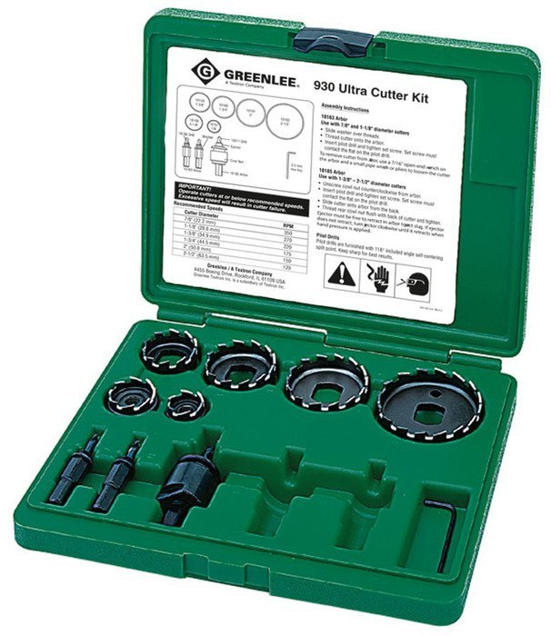 HSS CUTTER KIT