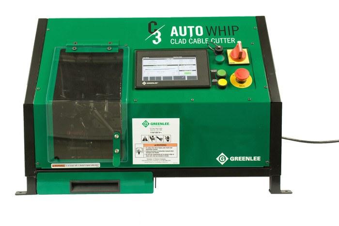 C3 AutoWhip Auto Clad Cutter