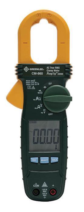 CLAMPMETER, AC (CM-860) (POP)