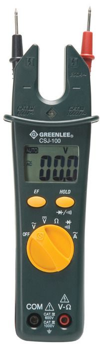 CLAMPMETER,OPEN JAW (CSJ-100)