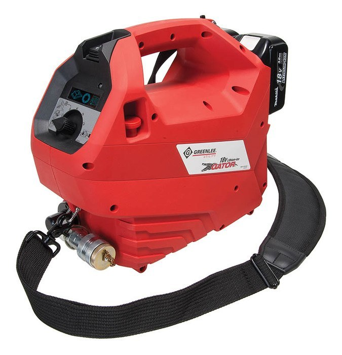 POWER PUMP, BAT 230V CHARGER