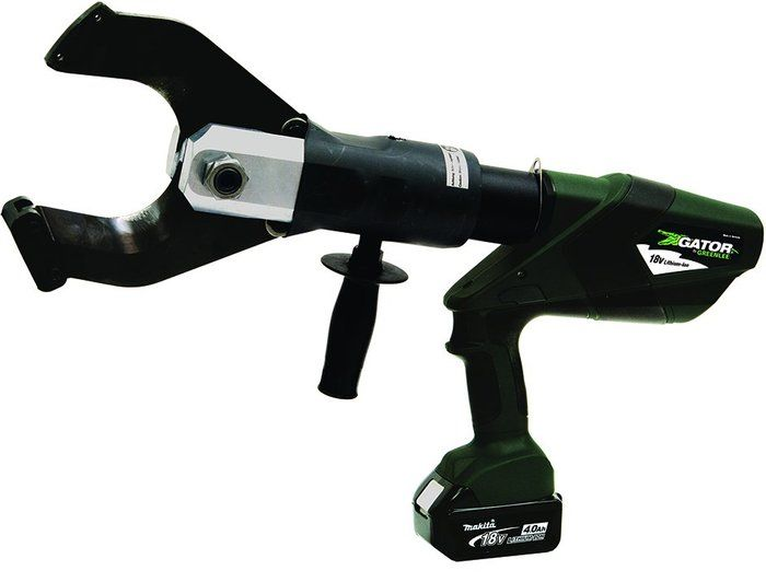 Cable Cutter 105mm, Li-ion, Standard, 120V
