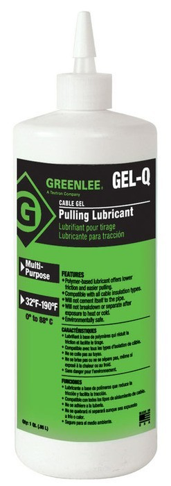 LUBE,GEL-1 QUART