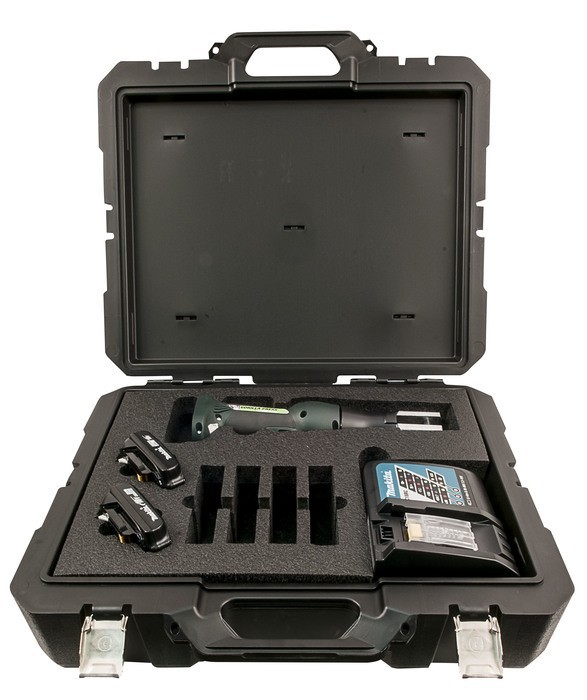 Gorilla Inline PressTool & Battery and Charger Kit