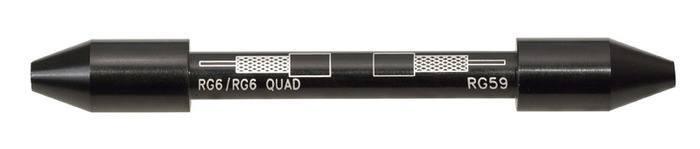FLARING TOOL RG59/RG6/RG6-QUAD BLISTER