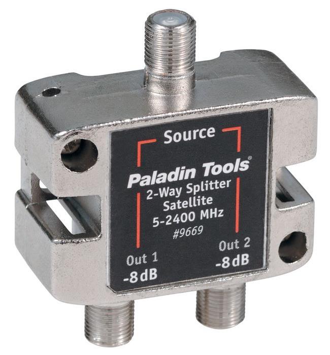 SPLITTER 2-WAY CATVF 5-24000Mhz
