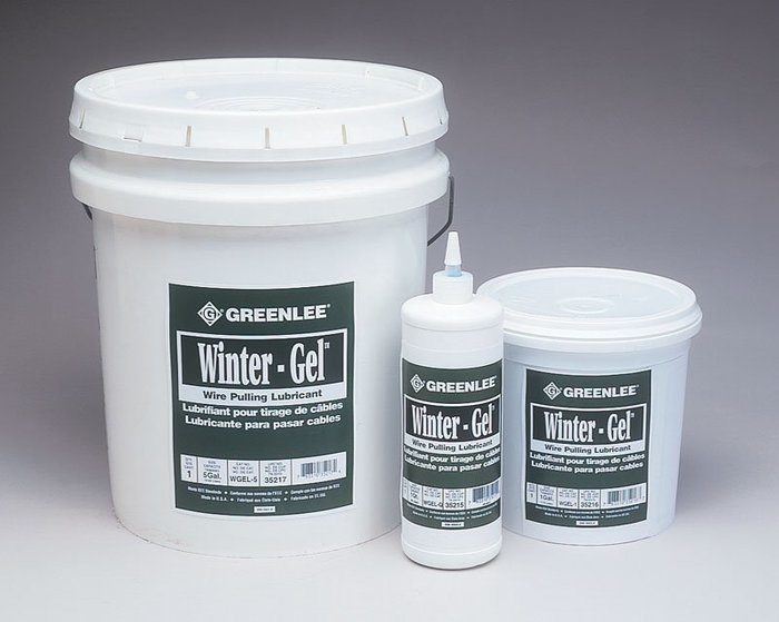 LUBE, 5 GAL WINTER GEL