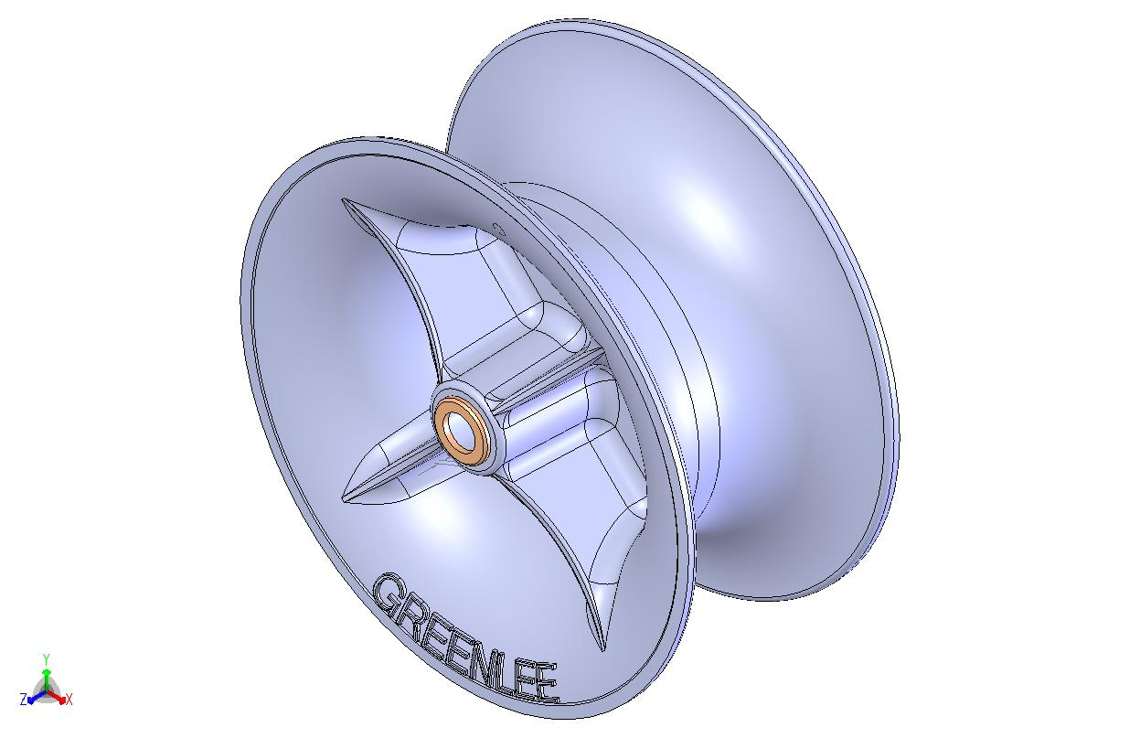 SHEAVE ASSEMBLY (649) - Professional. Nothing Less.™ 783310153580