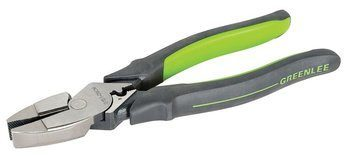 "PLIERS,SIDE CUT 9"" M0LDED CRIMPING"