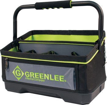 "16"" HEAVY DUTY OPEN TOOL TOTE"