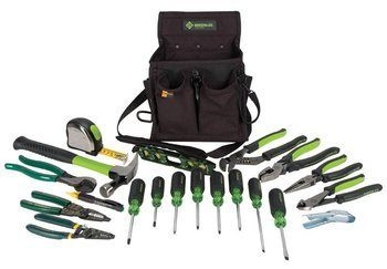 JOURNEYMANS KIT 21 PC-METRIC