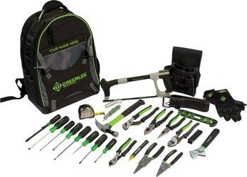 BACKPACK KIT,28-PIECE TOOL