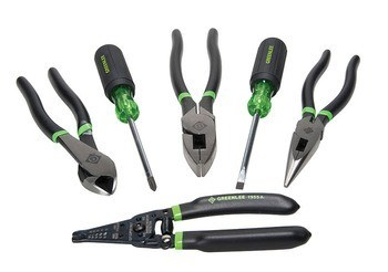 APPRENTICE TOOL SET, 6 PC (CNTRPK)