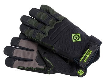 GLOVES TRADESMAN XL (POP)