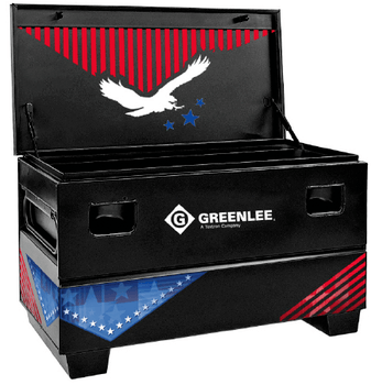USA LIMITED EDITION STORAGE CHEST