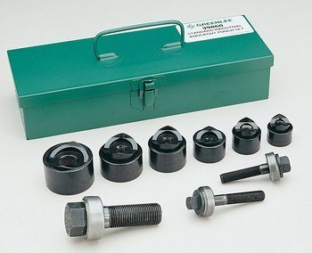 INDUSTRIAL STD PUNCH KIT