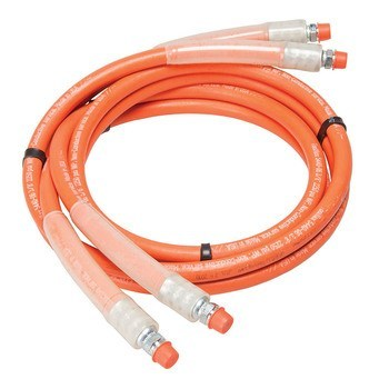 "HOSE ASSEMBLY (3/8"" X 8' ORANGE)"