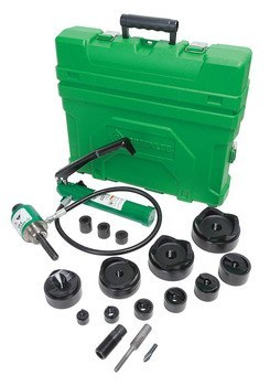 "1/2""X4"" HYDRAULIC DRIVER PUNCH SET"