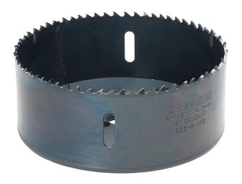 "HOLESAW,VARIABLE PITCH (4 1/2"")"