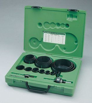 HOLESAW KIT,INDUSTRIAL MAINT (890)