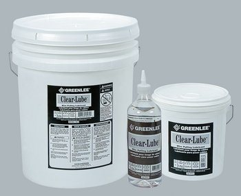 LUBE,CABLE-CLEAR 5-GALLON (CLR-5)