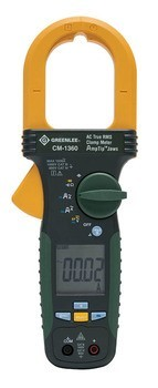 1000 AMP AC TRUE RMS CLAMP METER CALIBRATED