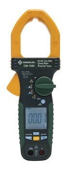 1000 AMP AC + DC TRUE RMS CLAMP METER - CALIBRATED
