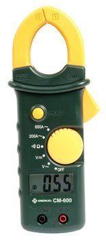 CLAMPMETER,600A AC (CM-600)