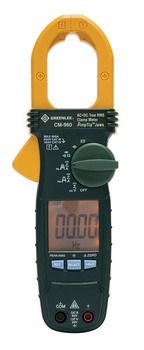 600 AMP AC + DC TRUE RMS CLAMP METER (CALIBRATED)