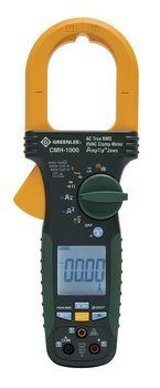 1000 AMP HVAC AC TRUE RMS CLAMP METER - CALIBRATED