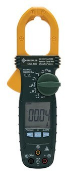 600 AMP INDUSTRIAL AC + DC TRUE RMS CLAMP METER - CALIBRATED