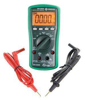 DMM, 1000V AC/DC (DM-200A)