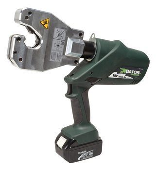 CRIMP TOOL, DIELESS AT BAT 230V CHRGR