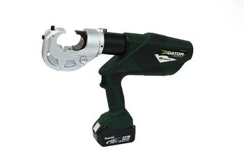 12 Ton Crimper 30mm, Li-Ion, Standard, 230V AC
