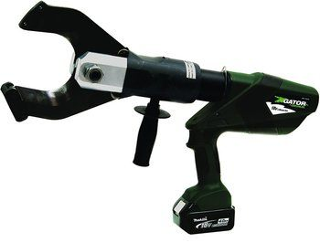 Cable Cutter 105mm, Li-ion, Standard, 230V AC
