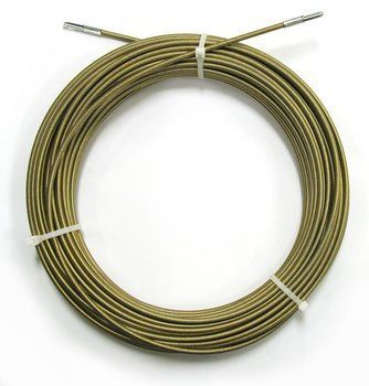 FISHTAPE,FLEX STEEL-100' DBL TIP NO CASE